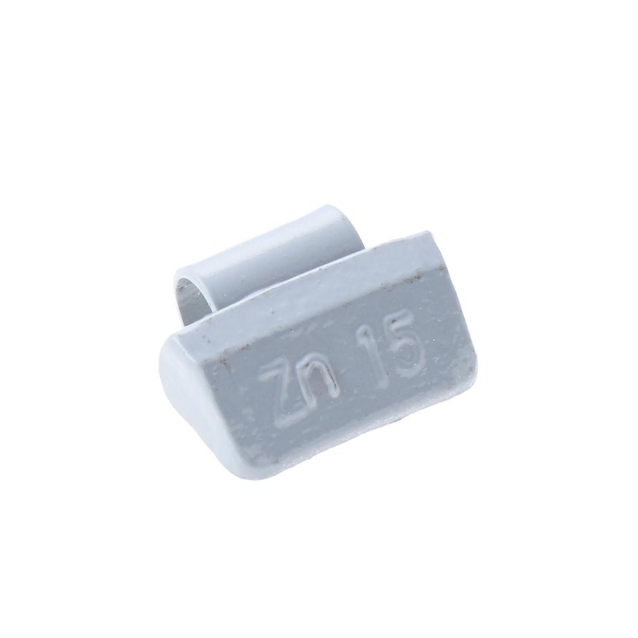 Zinkové závaží ALU 15 g naklepávací - 1 kus - Ferdus 13.31