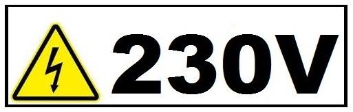 Změna napájení na 230V, pro zvedáky Golemtech