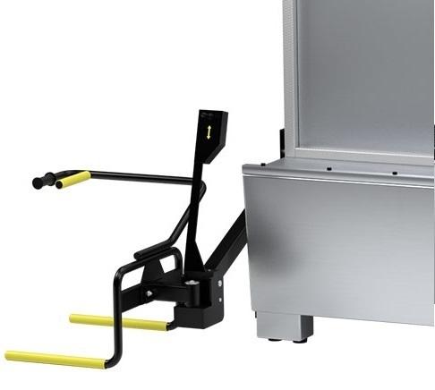 Zvedák pneumatický WL-360 pro myčky kol WULKAN 360, 4x4 a COMBO Q