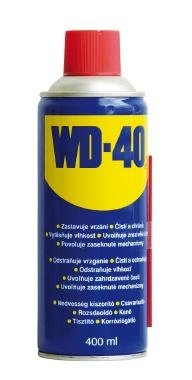 Mazivo ve spreji WD-40 - 400 ml