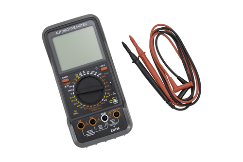 Příruční minimotortester / multimetr Automotive Meter - QUATROS QS34606A